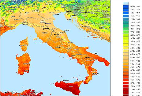 IRRAGGIAMENTO SOLARE ITALIA FV AZIENDE E PRIVATI